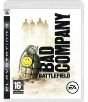 Battlefield: Bad Company (PS3) [Русская документация]